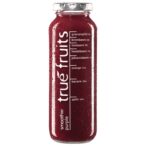 True Fruits Smoothie purple 250ml bei REWE online bestellen!