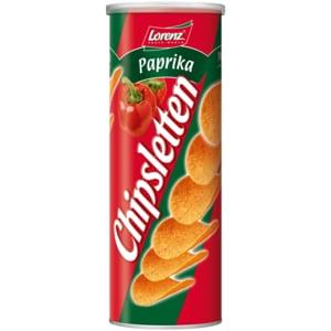 Lorenz Chipsletten Paprika 170g