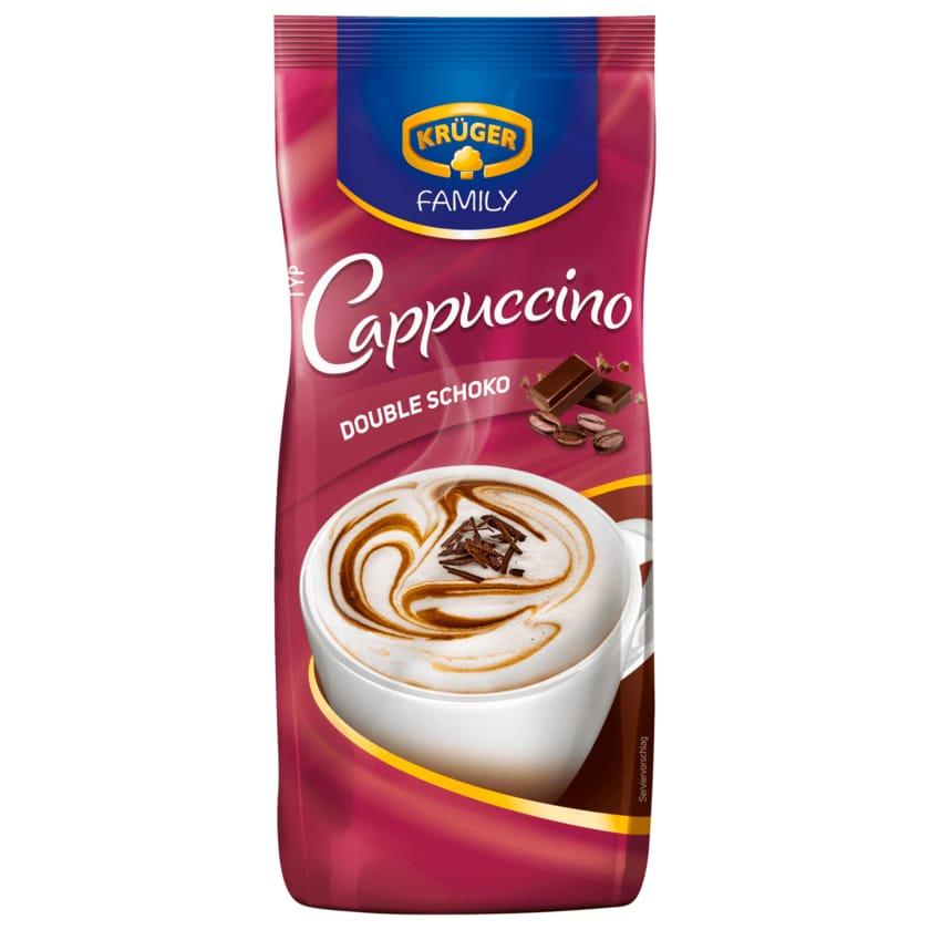 Krüger Family Cappuccino Double Schoko 500g
