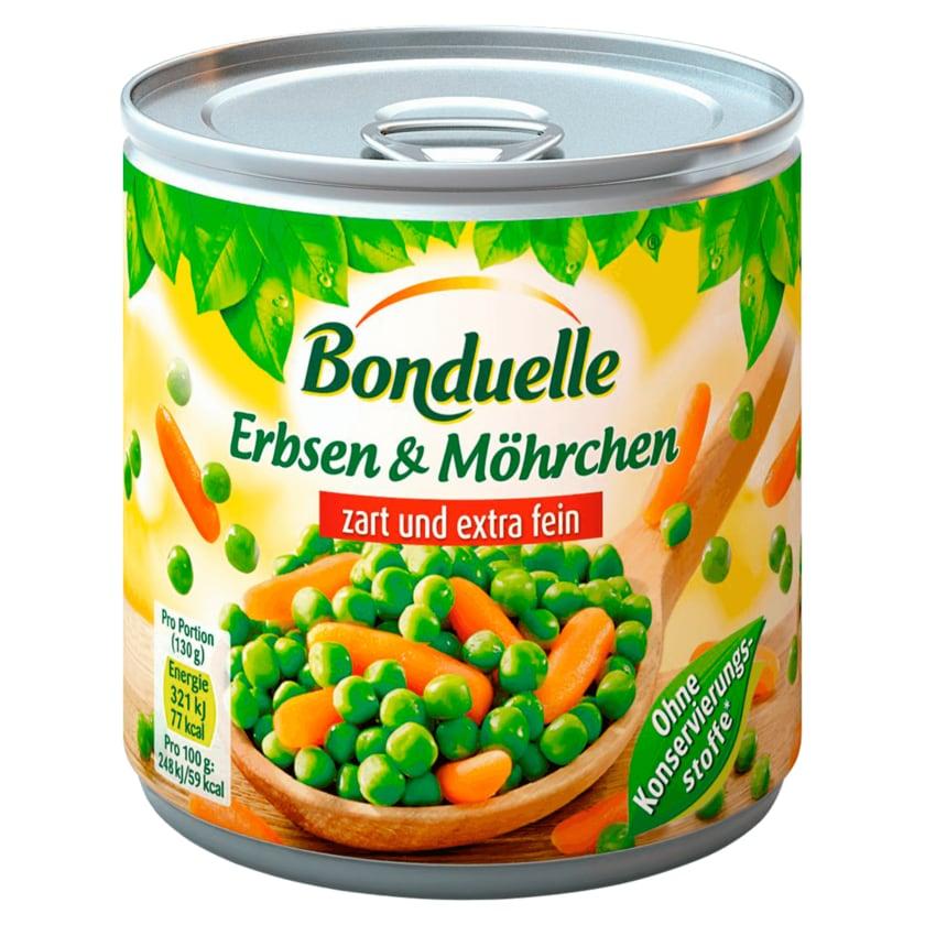 Bonduelle Erbsen & Möhrchen zart und extra fein 265g