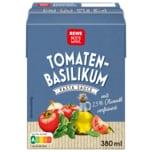 REWE Beste Wahl Tomatensauce Basilikum 380ml