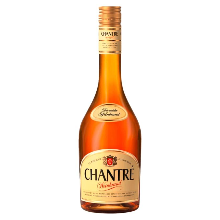 Chantré Weinbrand 0,7l