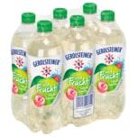 Gerolsteiner und Frucht Litschi Limette 6x0,75l