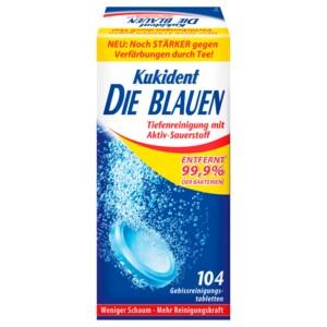 Kukident Die Blauen 104 Stück