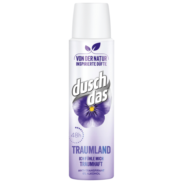 Duschdas Deospray Traumland Anti-Transpirant 150ml