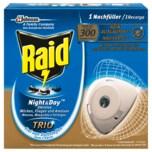 Raid Insektenstecker Night & Day Trio Nachfüller 1 Stück