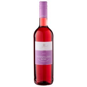 Dornfelder Rosé QbA Pfalz lieblich 0,75l