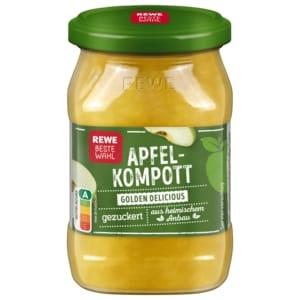 REWE Beste Wahl Apfelkompott 370ml