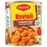 Maggi Ravioli in pikanter Sauce mit Fleisch 800g