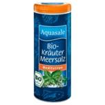 "Aquasale Bio-Kräuter-Meersalz ""mediterran"" 90g"