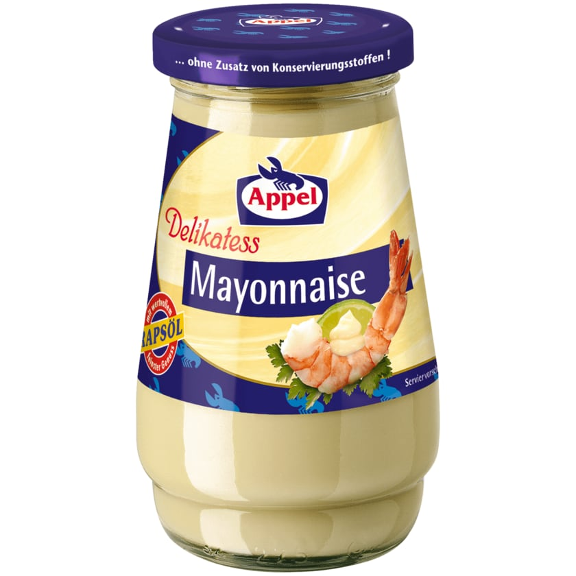 Appel Delikatess-Mayonnaise 250ml