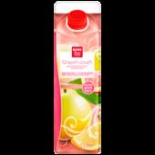 Grapefruitsaft aus Grapefruitsaftkonzentrat