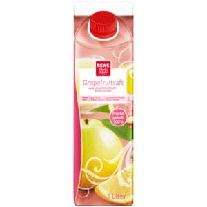 REWE Beste Wahl Grapefruitsaft 1l