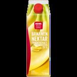 REWE Beste Wahl Bananennektar 1l