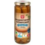 REWE Beste Wahl Original Frankfurter Würstchen 250g, 5 Stück