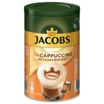 Jacobs Cappuccino entkoffeiniert, Kaffeespezialitäten 220g