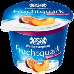 Weihenstephan Fruchtquark Pfirsich-Maracuja 500g