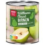 REWE Beste Wahl Williams-Christ Birnen halbe Frucht 455g