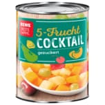 REWE Beste Wahl 5-Frucht-Cocktail 250g