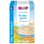 Hipp Bio-Milchbrei Kindergrieß 500g