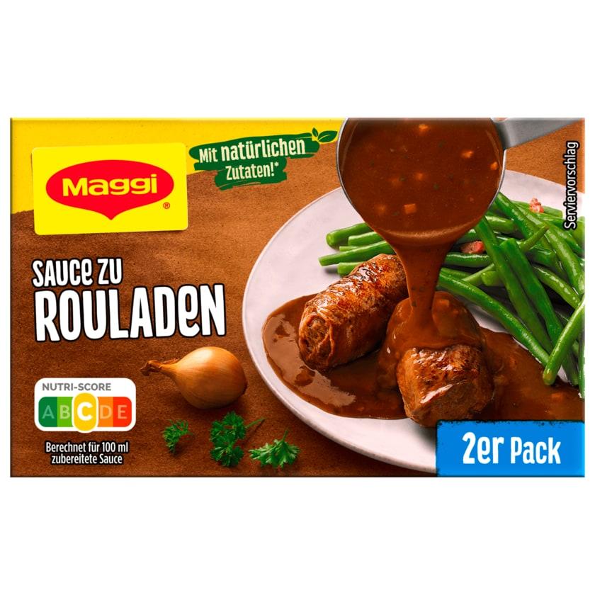Maggi Sauce zu Rouladen 2er Pack ergibt 2x250ml