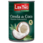 Lien Ying Creola de Coco 400ml