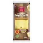 REWE Beste Wahl Allgäuer Emmentaler 250g