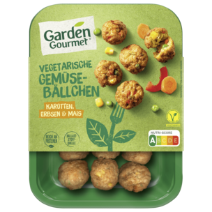 Garden Gourmet Vegetarische Gemüsebällchen 200g