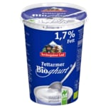 Berchtesgadener Land fettarmer Bio-Naturjoghurt 1,7% 500g