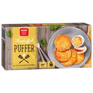 REWE Beste Wahl Kartoffelpuffer 600g