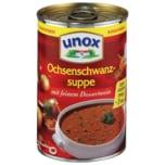 Unox Ochsenschwanzsuppe mit feinem Dessertwein 400ml
