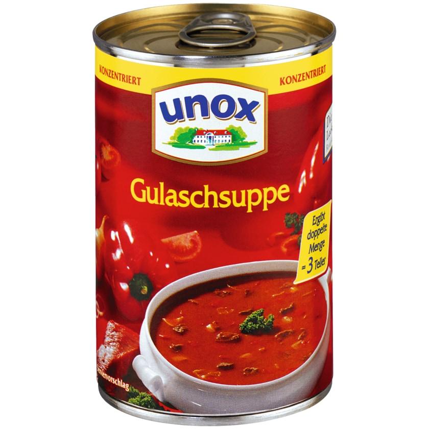 Unox Gulaschsuppe 400ml