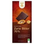 Gepa Grand Noir Zartbitter 70% Bio-Schokolade 100g