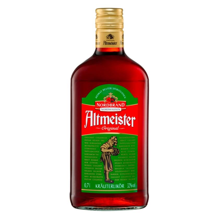 Original Altmeister Kräuterlikor 0,7l