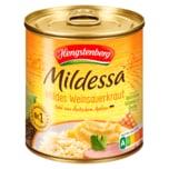 Hengstenberg Mildessa Mildes Weinsauerkraut 285g