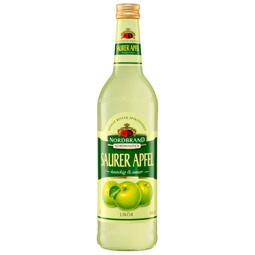 Goldene Aue Saurer Apfel 0,7l