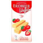 Spreewaffel Cremewaffeln Erdbeer 100g