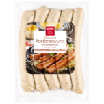 REWE Beste Wahl Delikatess-Rostbratwurst grob 350g, 5 Stück