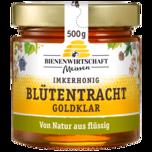 Bienenwirtschaft Meissen Imkerhonig goldklare Auslese 500g