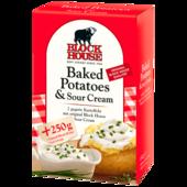 Block House Baked Potatoes mit Sour Cream 650g