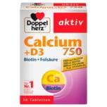 Doppelherz Calcium 750 + D3 30 Stück