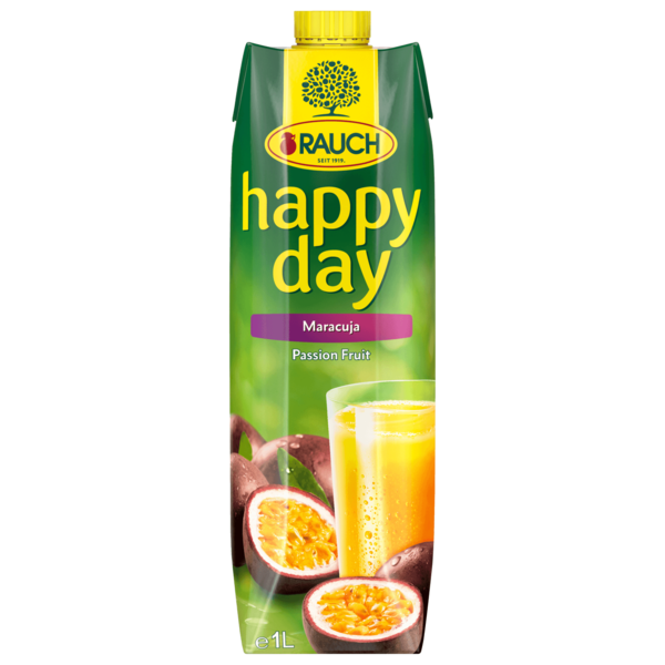 Rauch Happy Day Maracuja 1l