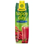 Rauch Happy Day Cranberry 1l