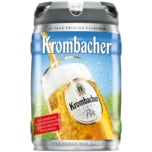 Krombacher Pils Frische-Fäßchen 5l