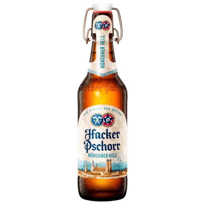 Hacker-Pschorr Münchner Hell 0,5l