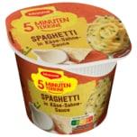 Maggi 5 Minuten Terrine Spaghetti in Käse-Sahne-Sauce 62g