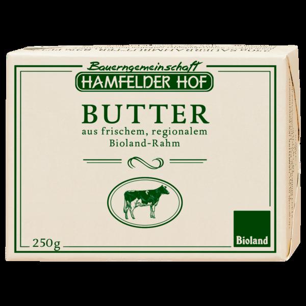 Hamfelder Hof Bio Sauerrahmbutter 250g