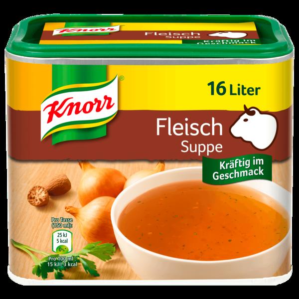 Knorr Fleischsuppe 16l