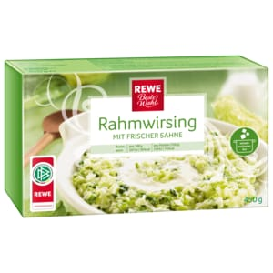REWE Beste Wahl Rahmwirsing 450g