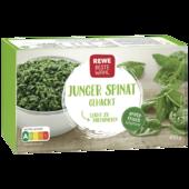 REWE Beste Wahl Junger Spinat 450g